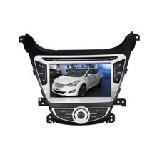 For Hyundai Elantra 2011-2014 – Car DVD Player GPS Navigation Touch Screen Radio Stereo Multimedia System