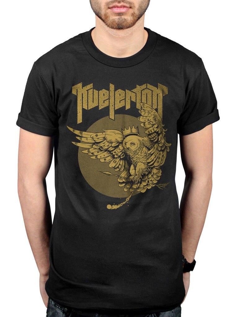 Owl King T-shirt Fanartikel & Merchandise Kvelertak Musik