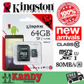 ПРОДАЖА Kingston карта micro sd карты памяти b класс 10 80MBs высокая скорость microsd картао де memoria tarjeta micro sd карт tf карты