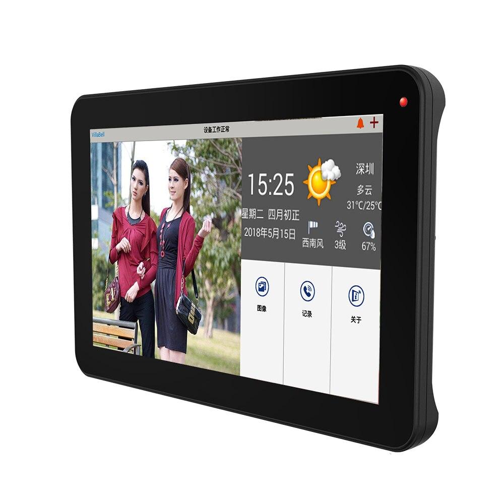 Polegada 2 9 Monitores Com Fio Wifi Wired Vídeo Porta Telefone Campainha Intercom Sistema De Entrada com 1000TVL IR CUT Câmera - 3