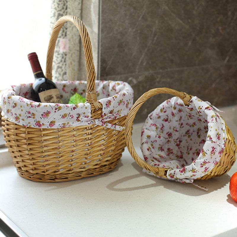 Buy Coniston Wicker Storage Basket: Popular Wicker Rattan Baskets-Buy Cheap Wicker Rattan