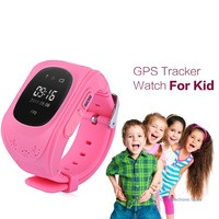 Q50 Anti Lost GPS Tracker Watch For Kids SOS Emergency GSM Smart Mobile Phone App For