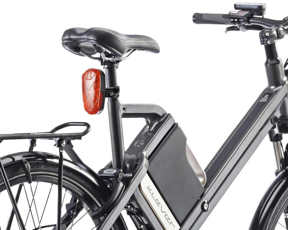 GPS-трекер Lexitek для велосипеда, GPRS, с индикатором яркости TK906