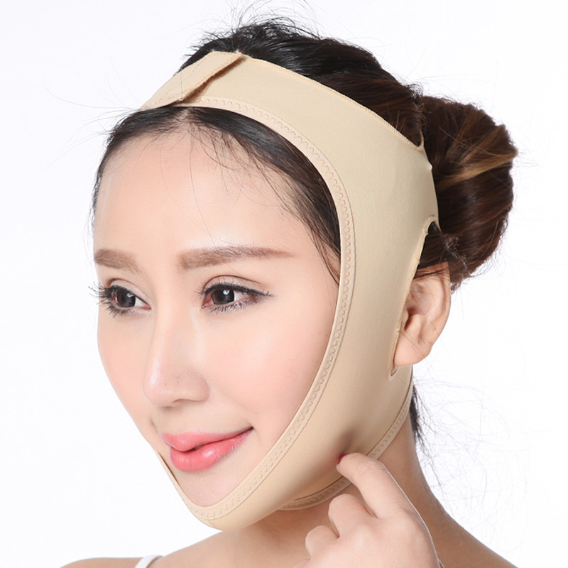Mask Face Thining Band Facial Thin Face Mask Slimming Bandage Skin Care Belt Shape And Lift Reduce Double Chin Face