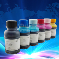 Universal eco-solvent Ink for EP desktop printer especially for Photo 1390,6C*100ML,6PCS 10ML syringes with blunt-end needls
