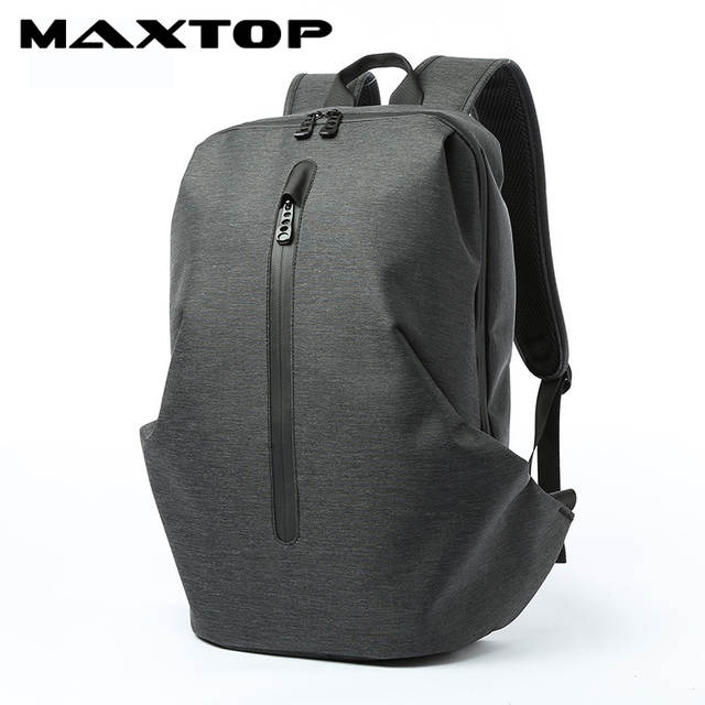 Online Shop Maxtop urban leisure Laptop casual Backpacks Fashion backpack  young smart modern high quality big capacity men boy waterproof  4bebc0def3657