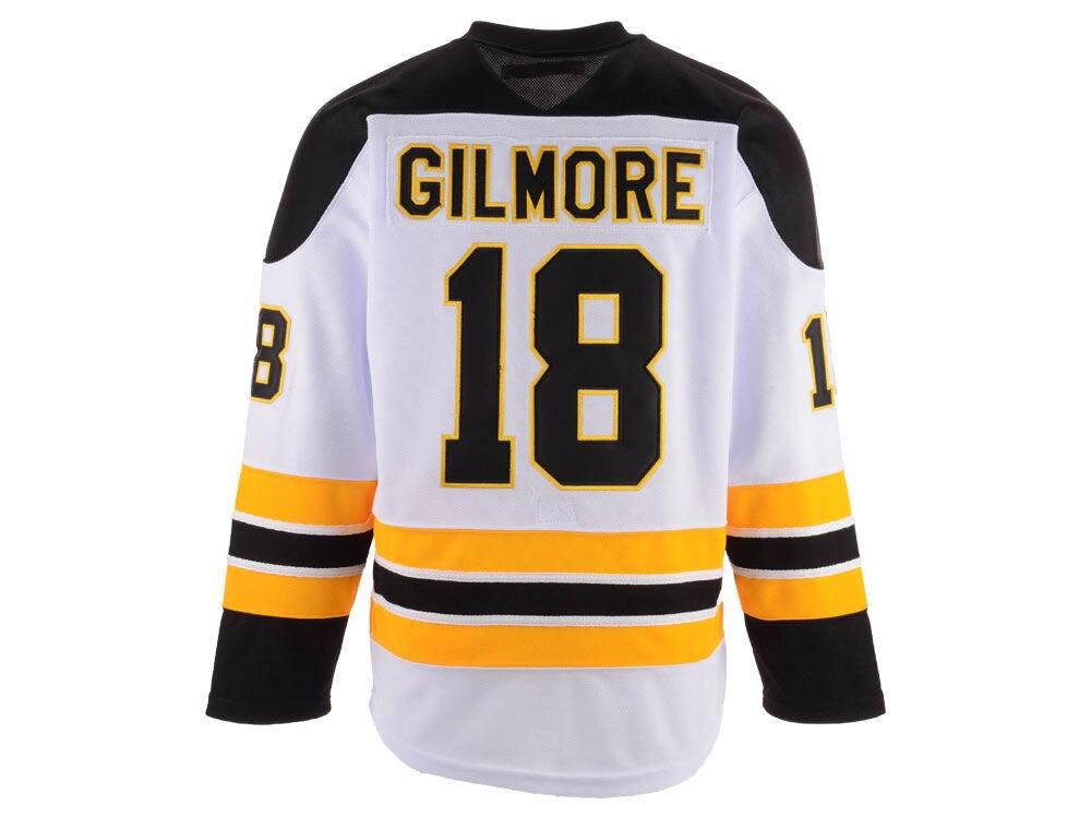 Happy Gilmore трикотаж 18 фильм Возврат Бостон 1996 Хоккей трикотаж S-3XL