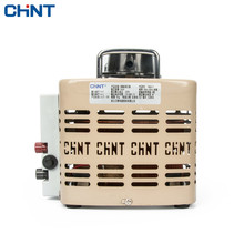 CHINT Single-phase Voltage Regulator 2000w 220v TDGC2-2kva Adjustable Contact Type 0-250v