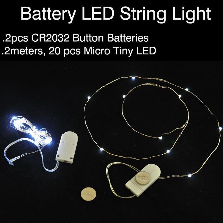 2m Led String Light