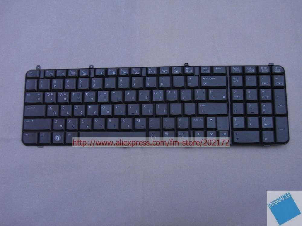 Brand New Black Laptop Notebook Keyboard 462383-AD1 PK1303D0250 For Compaq Presario A900 series (Korea)100% compatiable us brand new black laptop keyboard 448615 ab1for hp pavilion dv2000 v3000 series taiwan 100% compatiable us