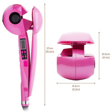 JUMAYO SHOP COLLECTIONS – AUTOMATIC HAIR CURLING TOOL