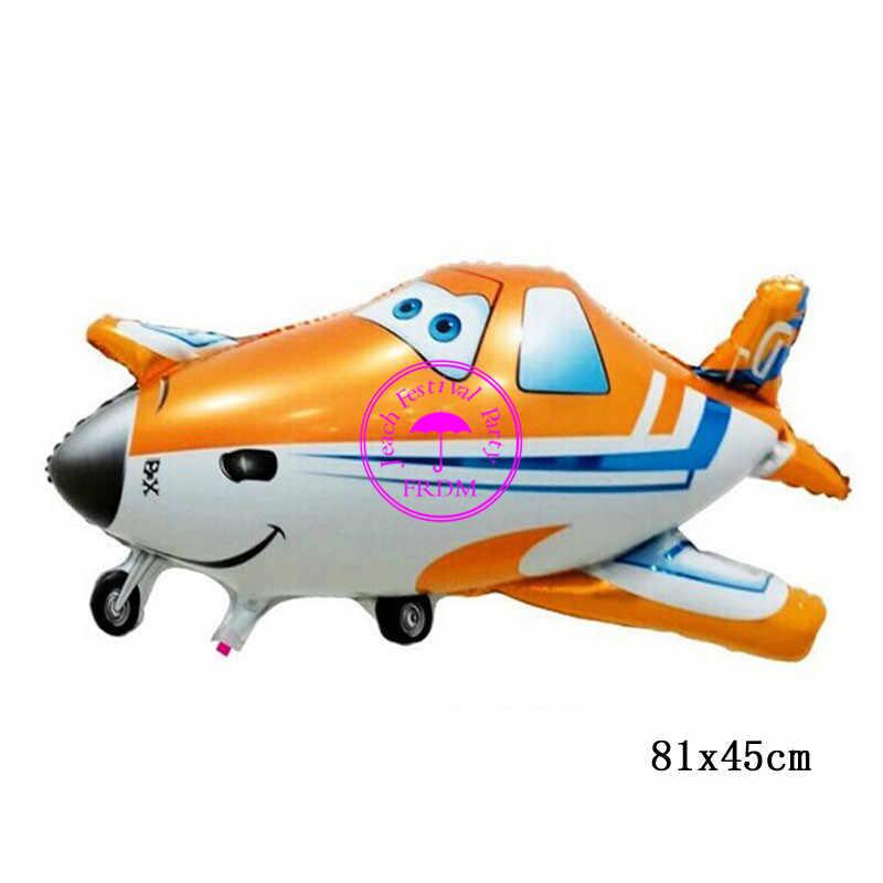 Balão helicóptero avião balão foil balão de hélio ballon crianças carros fontes do partido de aniversário brinquedos infláveis balões de carros