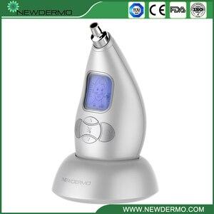 Image 5 - Bạc Newdermo Pro Siêu Vi Điểm Cá Nhân Microderm Mặt Thiết Bị 3.7V Massage Chăm Sóc Da Làm Đẹp Miễn Phí Vận Chuyển