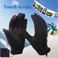 NMSafety Топ Продаж Зимних Видов Спорта Windstopper Непромокаемые Лыжные Gloves-30 теплый езда перчатки Мотоцикл перчатки