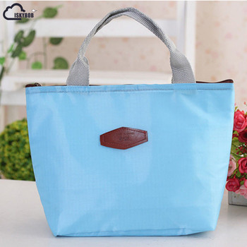New Fashion Kid Women Men Thermal Insulation Waterproof Portable Picnic Insulated Food Storage Box Tote Lunch Bag Lunch Bags