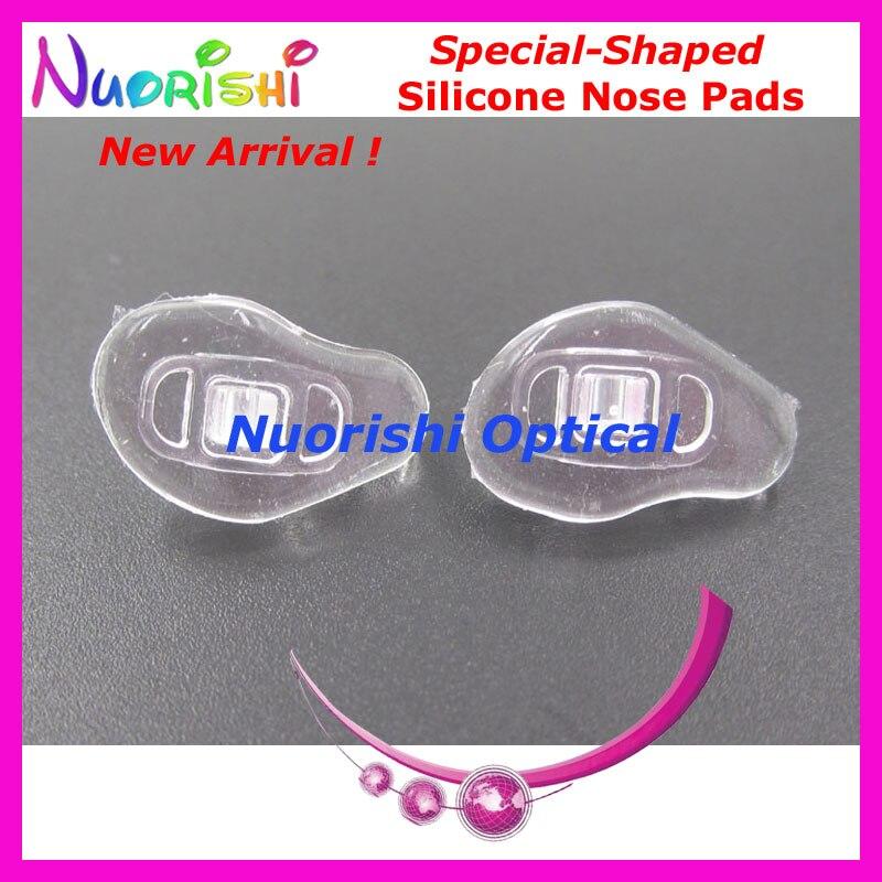 Geformten Stücke Brillen Versand Silikon Speziell Nasenpads Si3513 2000 Kostenloser wtdvaa