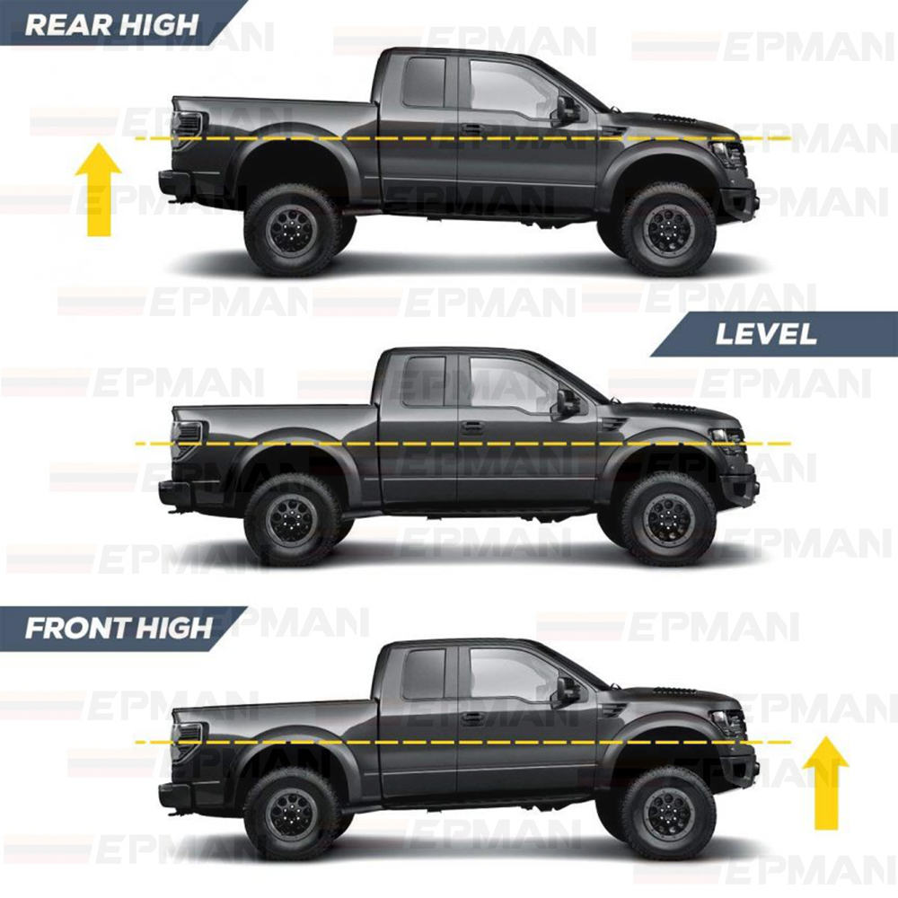 "2/"" Front Leveling lift kit for 2007-2019 Chevy Silverado GMC Sierra GM 1500"