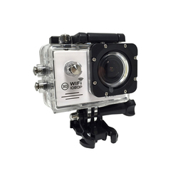 Action Camera Wifi For Go Pro 170 degree Wide Angle Sport Camera 1080P HD 30m Waterproof Sports Camrea