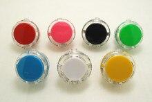 6 шт./лот 30 мм качество кассетного типа четкие контуры не щелчок кнопка для 2.8 мм разъем, аркада кнопку