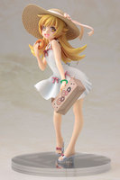 20cm Monogatari Nisemonogatari Oshino Shinobu Action Figure PVC Collection Model Toys Brinquedos For Christmas Gift