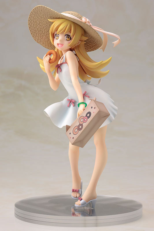 20cm Monogatari Nisemonogatari Oshino Shinobu Action Figure PVC Collection Model toys brinquedos for christmas gift high quality japanese amine fs good smile goodsmile bakemonogatari oshino shinobu 19cm pvc action figure model toys gift