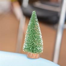 Małe świąteczne choinki 4 rozmiary