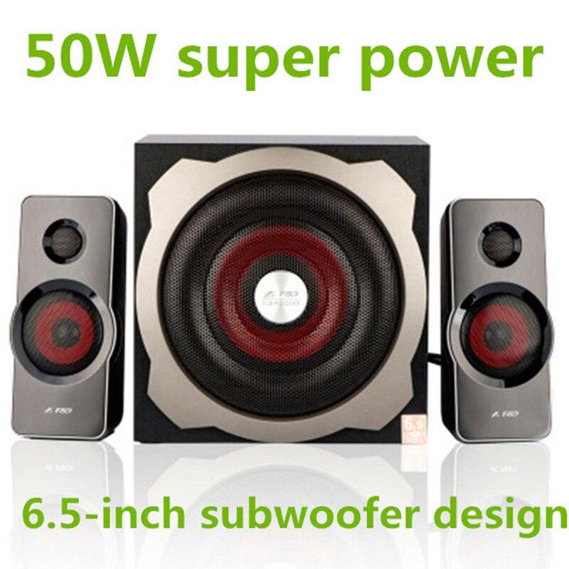 F D A511 Subwoofer Computer Speaker Laptop Games Sound