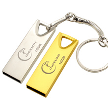 Ingelon USB Pen Drive 16gb Personalized DIY Engraving Keychain Memory Stick Pendrive 32gb Flash Usb 8gb Metal USB Flash Drive