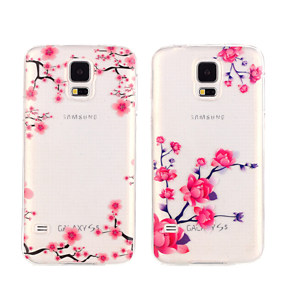 for coque samsung s5 s5 mini case soft ultra tpu shockproof printing fashion case cover for. Black Bedroom Furniture Sets. Home Design Ideas