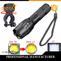 New Bicycle Light 3800 Lumens 5 Mode CREE L2 LED Bike Light Front Torch Waterproof + Torch Holder Support 18650 Battery Or 3xAAA