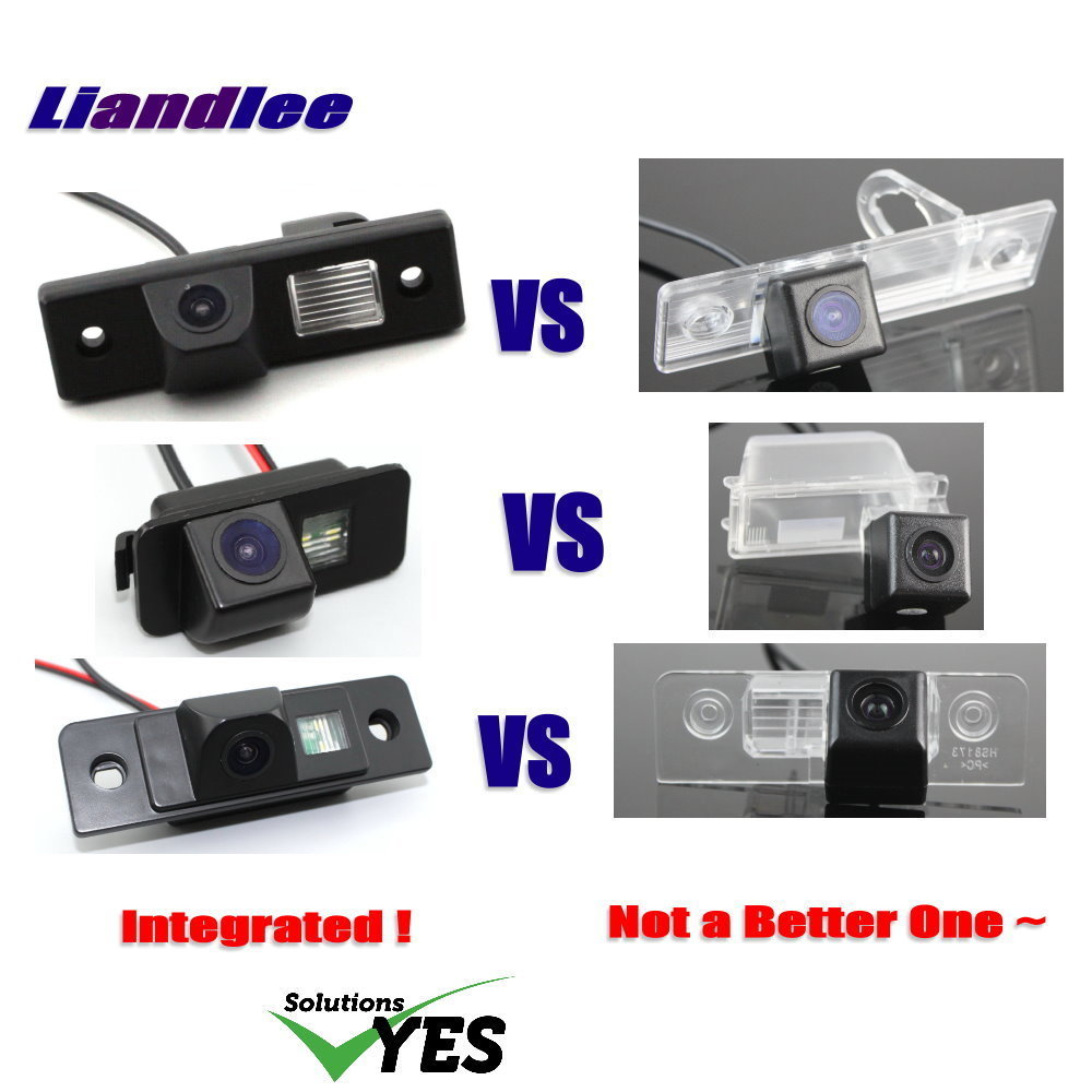 Liandlee Car Rear View Camera For Chevrolet Chevy Matiz 1999 2010 Rearview Reverse Parking Backup Camera Integrated SONY HD in Vehicle Camera from Automobiles Motorcycles