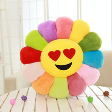 Dia 45/18″ Colorful Flower Pet Cushion Plush Pad Soft Warm Dogs Beds Mats Cat Litter Mats for Spring/Autumn/Winter Pet Suppliers