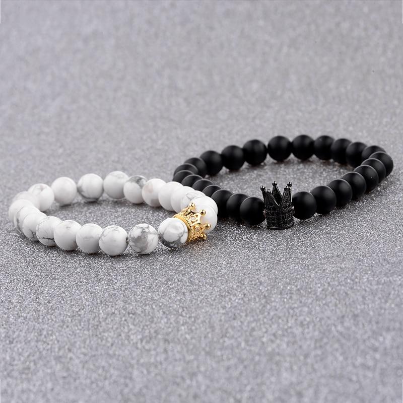 King Couple Bracelets 3