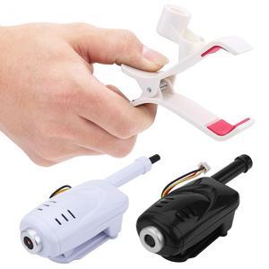 Image 2 - Actualización 2MP Wifi FPV cámara para X5SW X5HW X54HW RC accesorio Drone soporte de clip para teléfono Cámara recambio de cuadrirrotor RC
