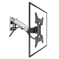 30 40 NB F200 Gas Spring Full Motion LED LCD TV Wall Mount Retractable Rotation Monitor