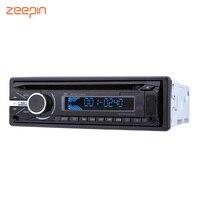 Zeepin 690 1 Din 12 V Car CD DVD Player FM MP3 Bluetooth 2.0 USB SD MMC Âm Nhạc Trong Dash Auto Stereo Autoradio Receiver