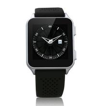 """2015 neue 1,5 """"H3 Smartwatch, Mehrsprachige Smart uhr Sport Armbanduhr mit Herzfrequenz, Passometer, Dfü Anrufen für Android"""