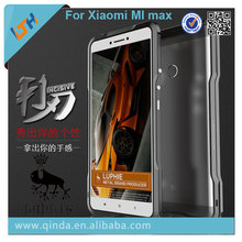For xiaomi mi max bumper original luphie design wonderful aluminium metal bumper case for xiaomi mi max free shipping