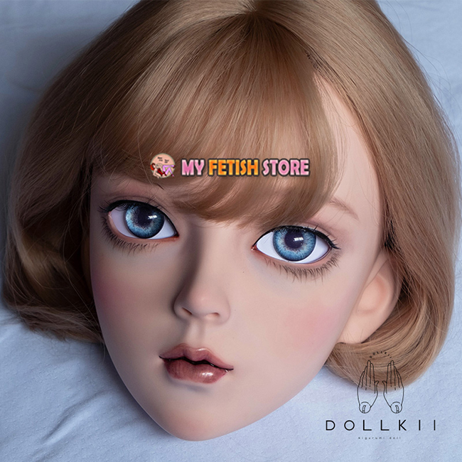dollkii R5 handmade Resin Crossdress Female/girl Half Head Cosplay Japanese Role Play Anime Bjd Kigurumi Mask Crossdresser Doll Good For Antipyretic And Throat Soother Kids Costumes & Accessories Novelty & Special Use