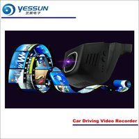 YESSUN Car DVR Driving Video Recorder For Toyota Corolla Front Camera AUTO Dash CAM Head Up Plug OEM 1080P WIFI Phone APP