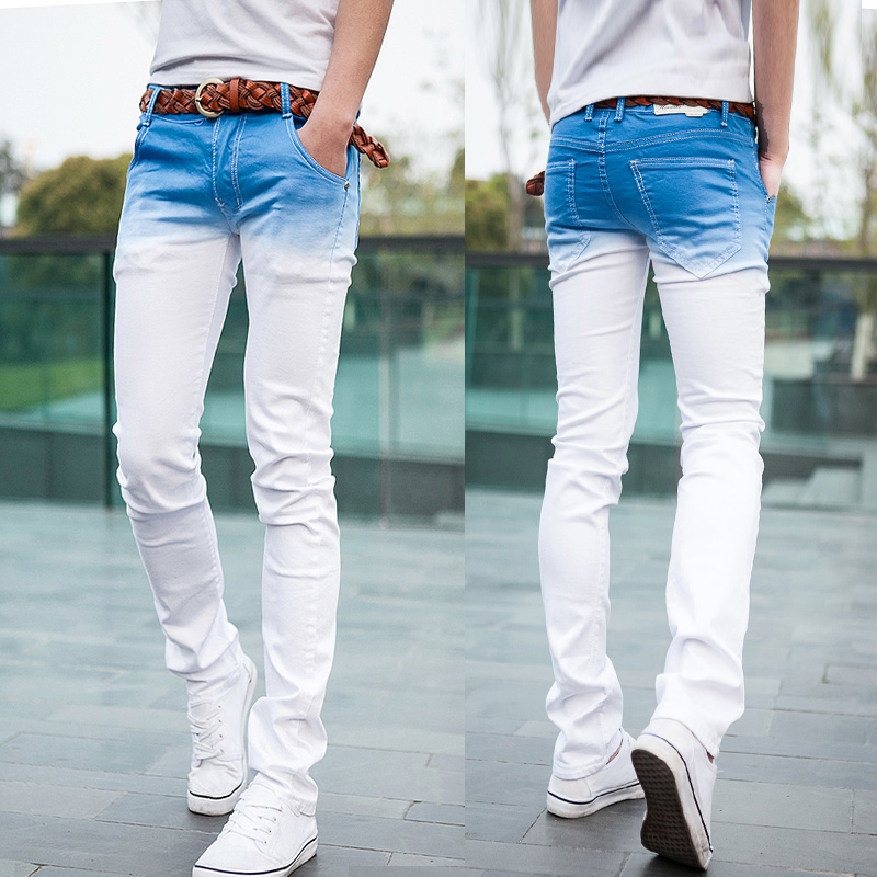 white male jeans - Jean Yu Beauty