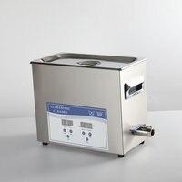 Ultrasone Reiniger 6 Liter Commerciële Weith Rvs Mand-in Ultrasone reinigers van Huishoudelijk Apparatuur op