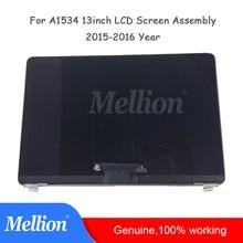 A1534 ноутбук ЖК-экран в сборе для MacBook retina 12 »2015 год оригинальный новый A1534 ЖК-индикатор для ноутбука в сборе