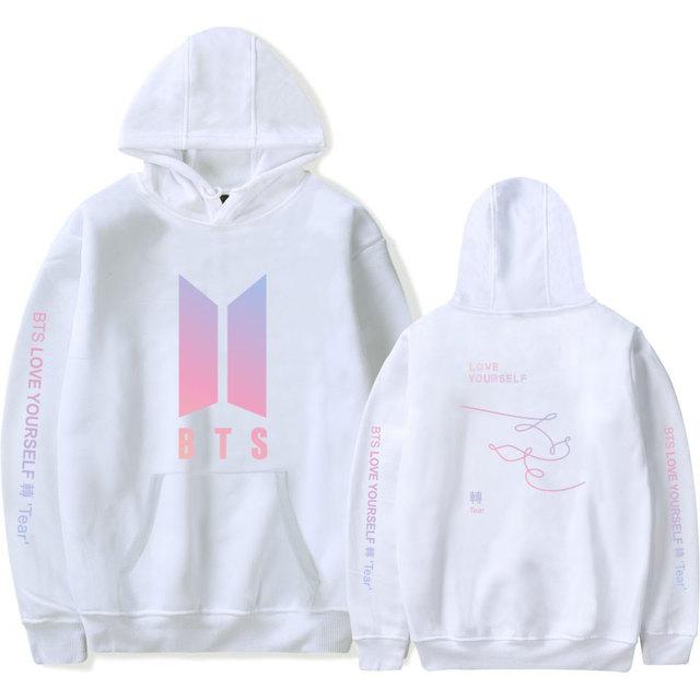 BTS Love Yourself Tear Hoodie #2