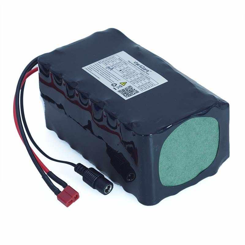 VariCore 16S2P 60 v 6Ah 18650 Li-ion Battery Pack 67.2 v 6000 mah download Ebike Bicicleta Elétrica Scooter com 20A BMS 1000 Watt