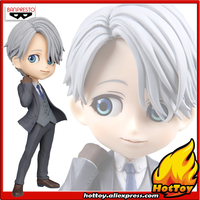 100 Original Banpresto Q Posket Prince Collection Figure Victor Nikiforov From YURI On ICE