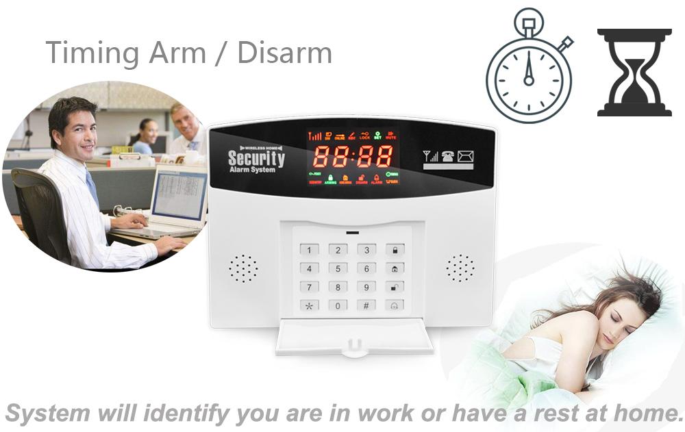 Timing disarm - 2