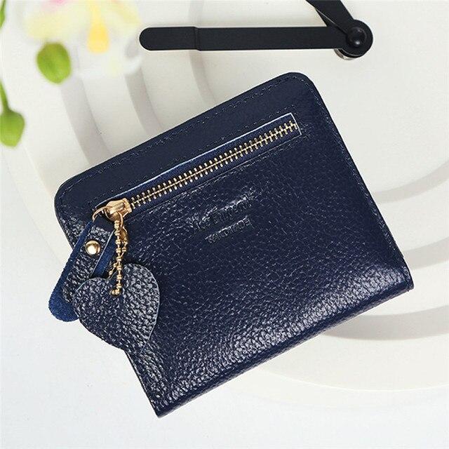 cab7542b013 New Small Designer Slim Women Wallet Thin Zipper Ladies PU Leather Coin  Purses Female Purse Mini Clutch Cheap Womens Wallets