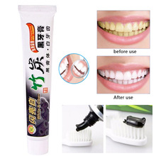 100g Bamboo Charcoal Toothpaste Tooth Whitening Health Beauty