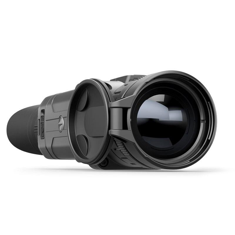 Handheld XQ38F Thermische Imaging Und Nachtsicht Monokulare 50HZ Hog Jagd Kamera App Mit Entfernungsmesser